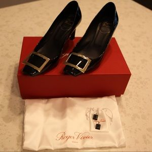 💕Accepting Offers!Roger Vivier Belle Vivier Pumps